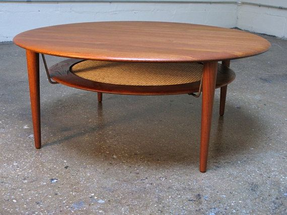 Peter Hvidt Round Teak Coffee Table Round Teak Coffee Table Beautiful Teak Wooden Coffee Table Furniture 2016 Picture (View 4 of 10)