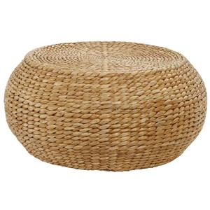 Pottery Barn Seagrass Round Coffee Table Round Seagrass Coffee Table Seagrass Round Coffee Table From Pottery Barn (Image 2 of 10)