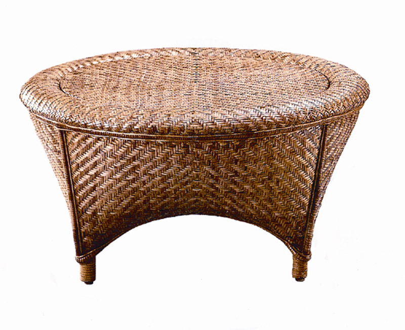 Rattan Coffee Table Ideas For Decorating Creative Rattan Coffee Table Rattan Coffee Table Round Contemporary Coffee Table (Image 3 of 10)