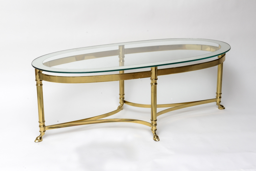 Replacement Glass Coffee Table It Had An Ugly Glass Top No Offense If You Have Glass Topped Tables But They Are Not My Taste (View 7 of 10)