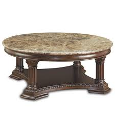 round-coffee-table-with-drawer-gallery-marble-top-round-coffee-table-marble-or-stone-coffee-table-marble-coffee-tables (Image 6 of 10)