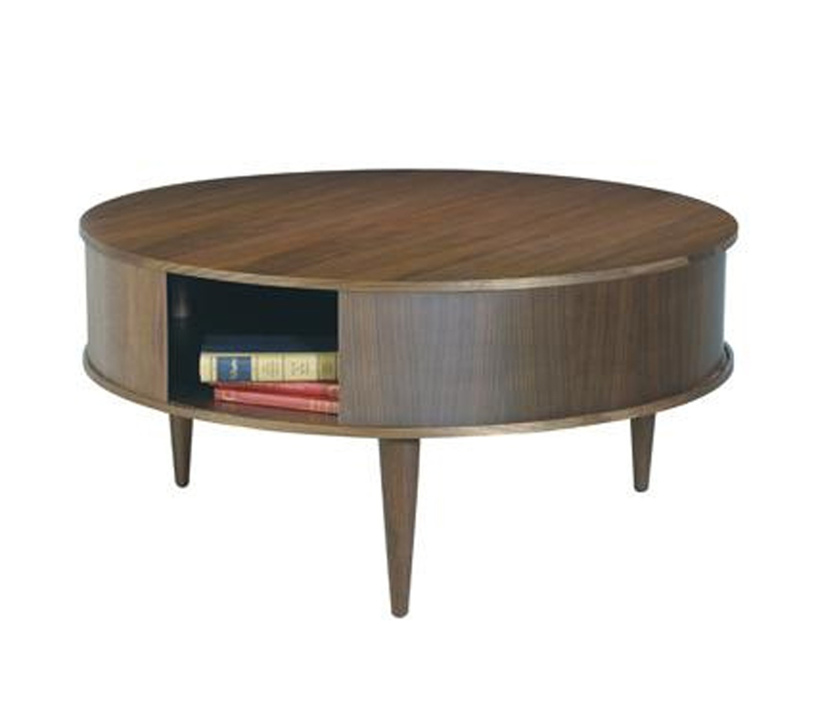 Round Coffee Table With Storage Wooden Storage Tables Sofa Tables With Storage Clearance Round Storage Coffee Table (Image 8 of 10)