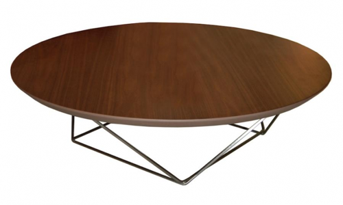 Round Coffee Tables Round Table Round Coffee Table Modern Round Tables Cayenne Coffee Table From Fa Collection (Image 10 of 10)