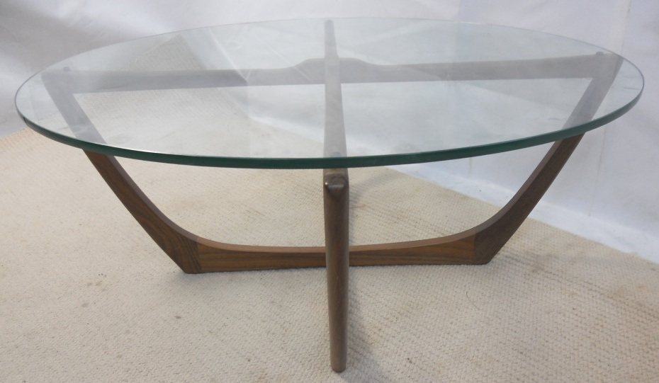 round-coffee-tables-with-glass-top-1960s-circular-glass-top-coffee-table-round-glass-top-cocktail-tables (Image 6 of 10)