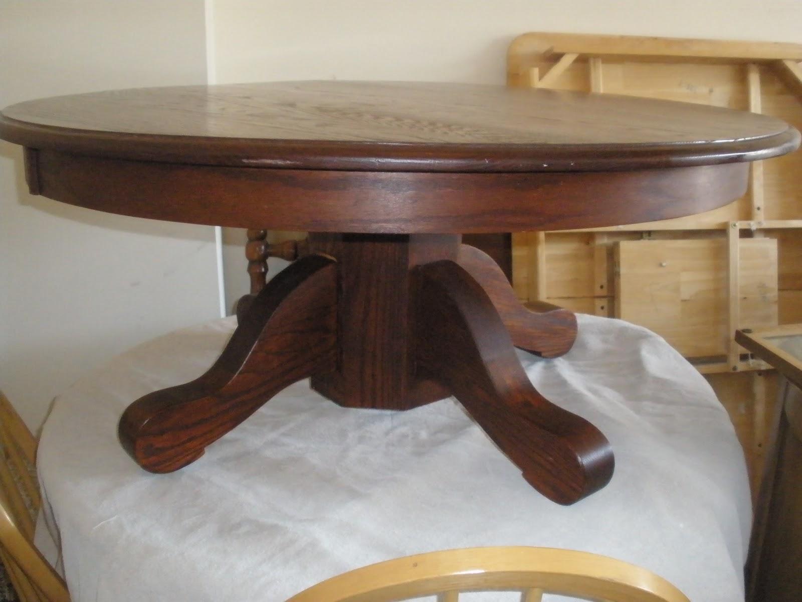round-dark-wood-coffee-table-dark-wood-coffee-table-sets-round-wooden-coffee-table-dark-wood-round-side-tables (Image 5 of 10)