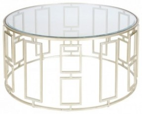 Round Glass And Metal Coffee Table Round Glass Top Coffee Table With Metal Base Design Furniture Metal Coffee And End Tables (Image 4 of 10)