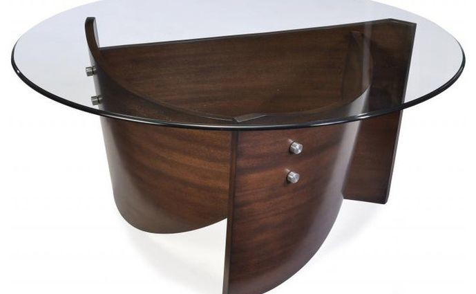 Round Glass And Wood Coffee Table Round Coffee Tables Genoa Coffee Table Glass Coffee Table March Unique Decoration Round Wood And Glass Coffee Table (Image 5 of 10)