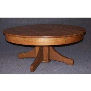round-oak-coffee-table-round-coffee-table-for-sale-60-round-coffee-table-round-coffee-table-with-shelf (Image 8 of 10)