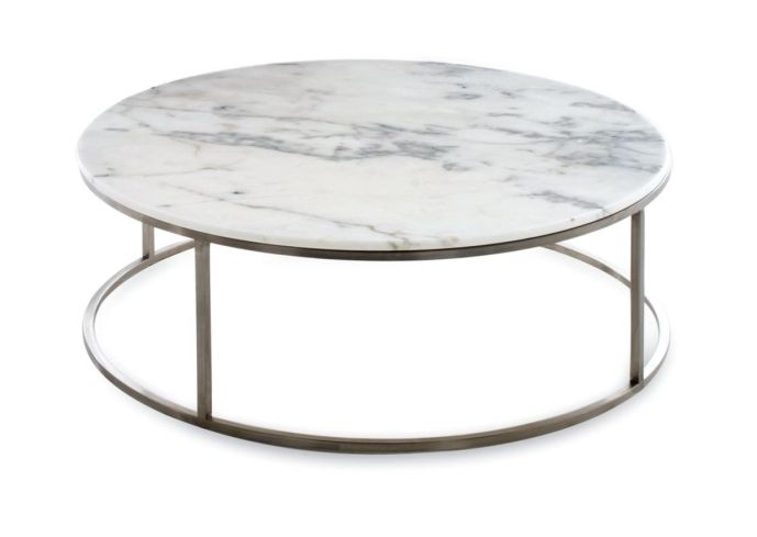 round-outdoor-coffee-table-marble-round-outdoor-coffee-table-garden-stools-as-side-tables (Image 8 of 10)