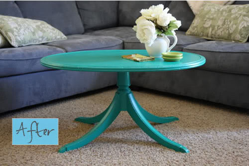 Round Painted Coffee Table Round Coffee Table Hand Painted Coffee Table Painted Coffee Tables For Sale (View 8 of 10)