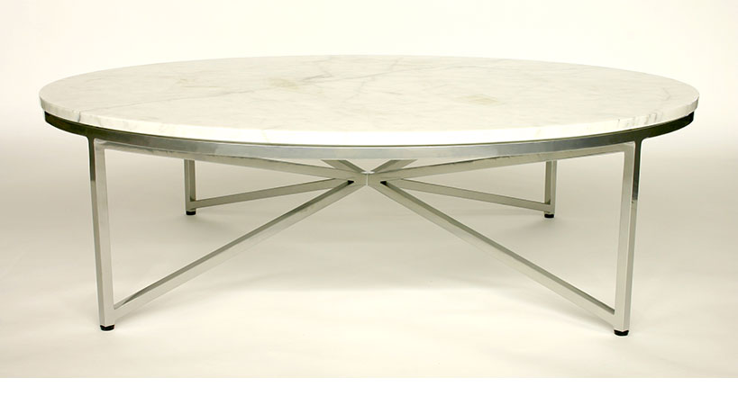 Round Stone Coffee Table Round Faux Marble Coffee Table Stone Coffee Tables Furniture Square Stone Coffee Tables (Image 7 of 10)