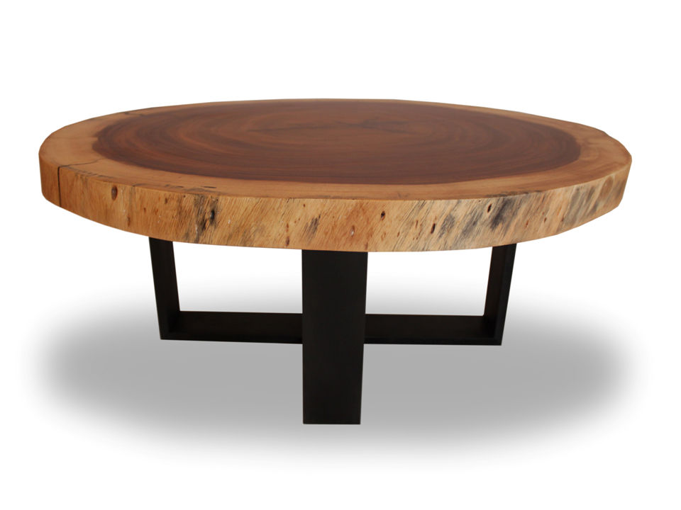 Round Wood Coffee Table Best And Most Affordable Round Coffee Tables Wood Round Glass Top Coffee Table (Image 8 of 10)