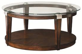 round-wood-coffee-table-with-glass-top-round-wood-and-glass-coffee-table-design-ideas-round-wooden-coffee-table-interior (Image 8 of 10)