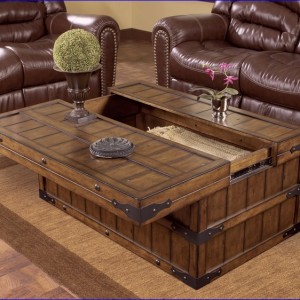 Rustic Coffee Table With Storage Unique Rustic Coffee Tables (View 6 of 8)