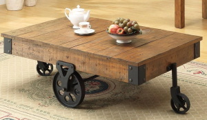 rustic-coffee-table-with-wheels-Rustic-Coffee-Table-With-Wheels-with-olive-fruit-on-the-top-table (Image 5 of 9)