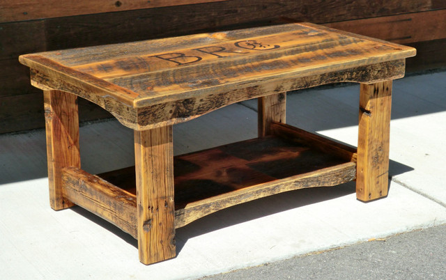 Rustic Coffee Tables Rustic Furniture Portfolio Rustic Furniture Portfolio Rustic Wood Coffee Tables 3 (Image 2 of 10)