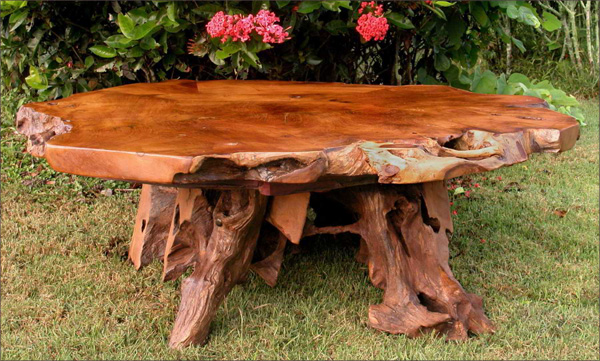 Rustic Pedestal Trunk Coffee Table Big Appalachian Rustic Teak Hinged Top Coffee Table Chest Traditional On Garden (View 5 of 10)