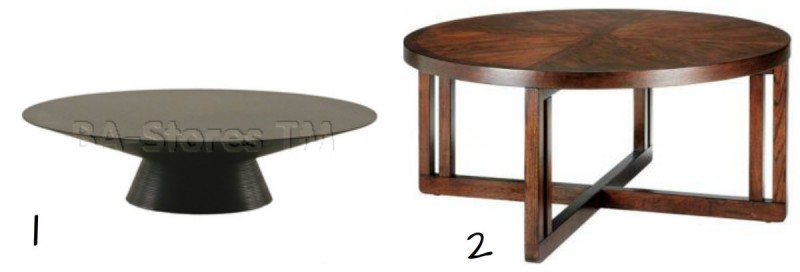 same-look-4-less-grand-living-room-48-round-coffee-table-48-square-coffee-table-naomi-48inch-round-coffee-table (Image 9 of 10)