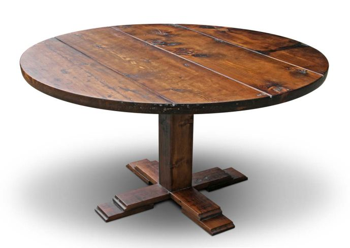 small-round-pine-coffee-table-round-pine-coffee-table-large-round-wood-coffee-table-design-interior-table-archives (Image 9 of 10)