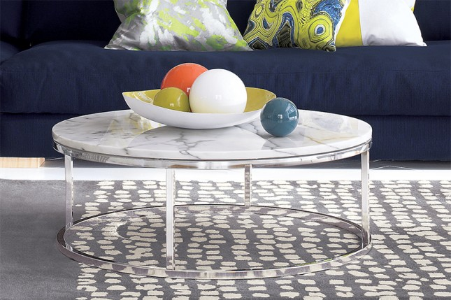 smart-round-marble-top-coffee-table-this-coffee-table-oozes-modern-sophistication-marble-top-round-coffee-table (Image 9 of 10)