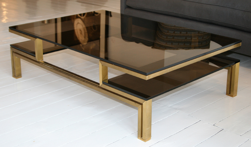 smoked-glass-coffee-tables-will-never-guess-what-this-is-the-base-is-from-a-1931-stove-from-a-knotty-pine-cottage-i-love-the-tri-colors-with-a-polished-shine (Image 10 of 10)