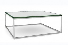 Square Glass Coffee Tables Fantastic Furniture Oristano Curve Glass Table Range Interior Ideas (Image 5 of 10)