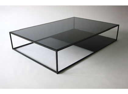 steel-and-glass-coffee-table-the-designer-louis-lara-has-shaped-the-piece-into-a-flowing-object-bordering-between-art-and-furniture (Image 7 of 10)