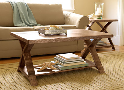 Traditional Rustic Wooden Coffee Table Traditional Coffee Tables Coffee Tables 2 (Image 8 of 10)