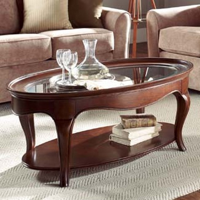 10 collection of cheap traditional glass coffee table. Black Bedroom Furniture Sets. Home Design Ideas