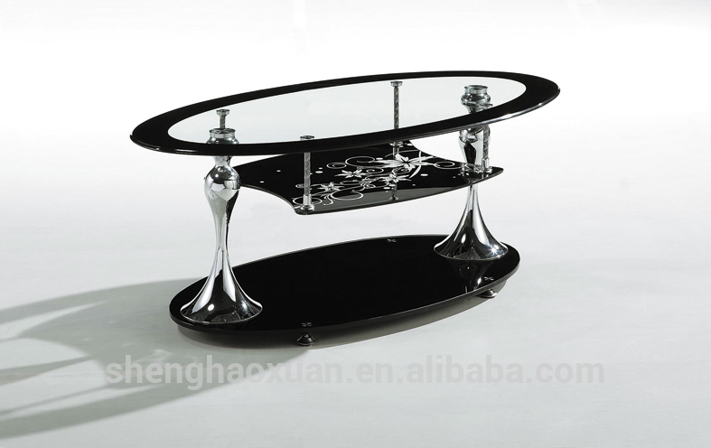 Featured Photo of Unique Glass Coffee Table