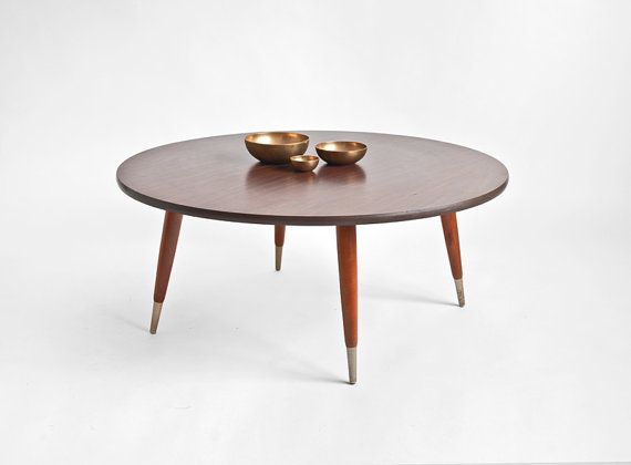 Vintage Mid Century Coffee Table Design Contemporary Round Coffee Tables Modern Furniture Coffee Tables Design (Image 10 of 10)
