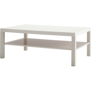 White Coffee Table Ikea Shape Ensures That This Piece Will Make A Statement Is Usually In Small Size With Variation On The Design And Also The Material (View 5 of 9)