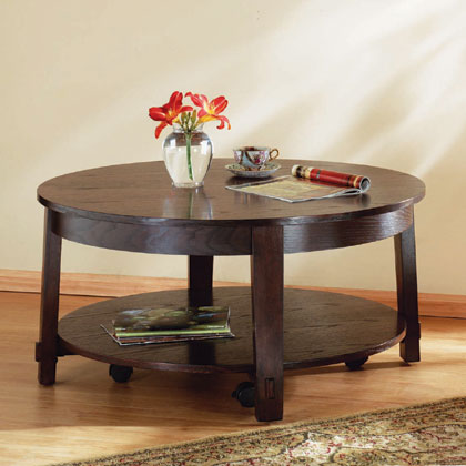Wood Round Coffee Table 38 Inch Minimalist Round Brown Wooden Stained With Shelf Coffee Table Design Coffee Table Round Wood (View 10 of 10)