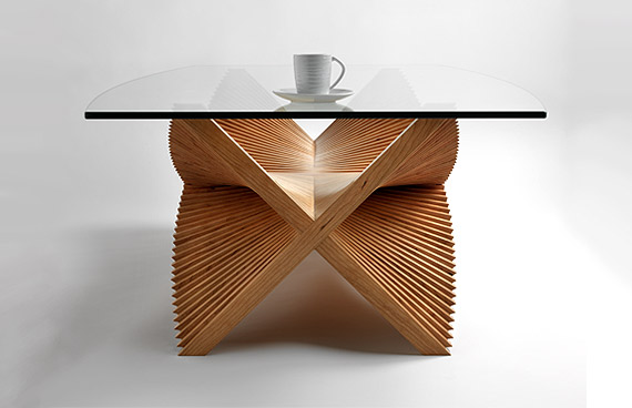 Wooden Coffee Table Designs With Glass Top Layers And Create Too Much Twist Thus Leaving Me With A Hobbling It Felt Like Too Good An Idea Not To Take The Risk (Image 6 of 10)