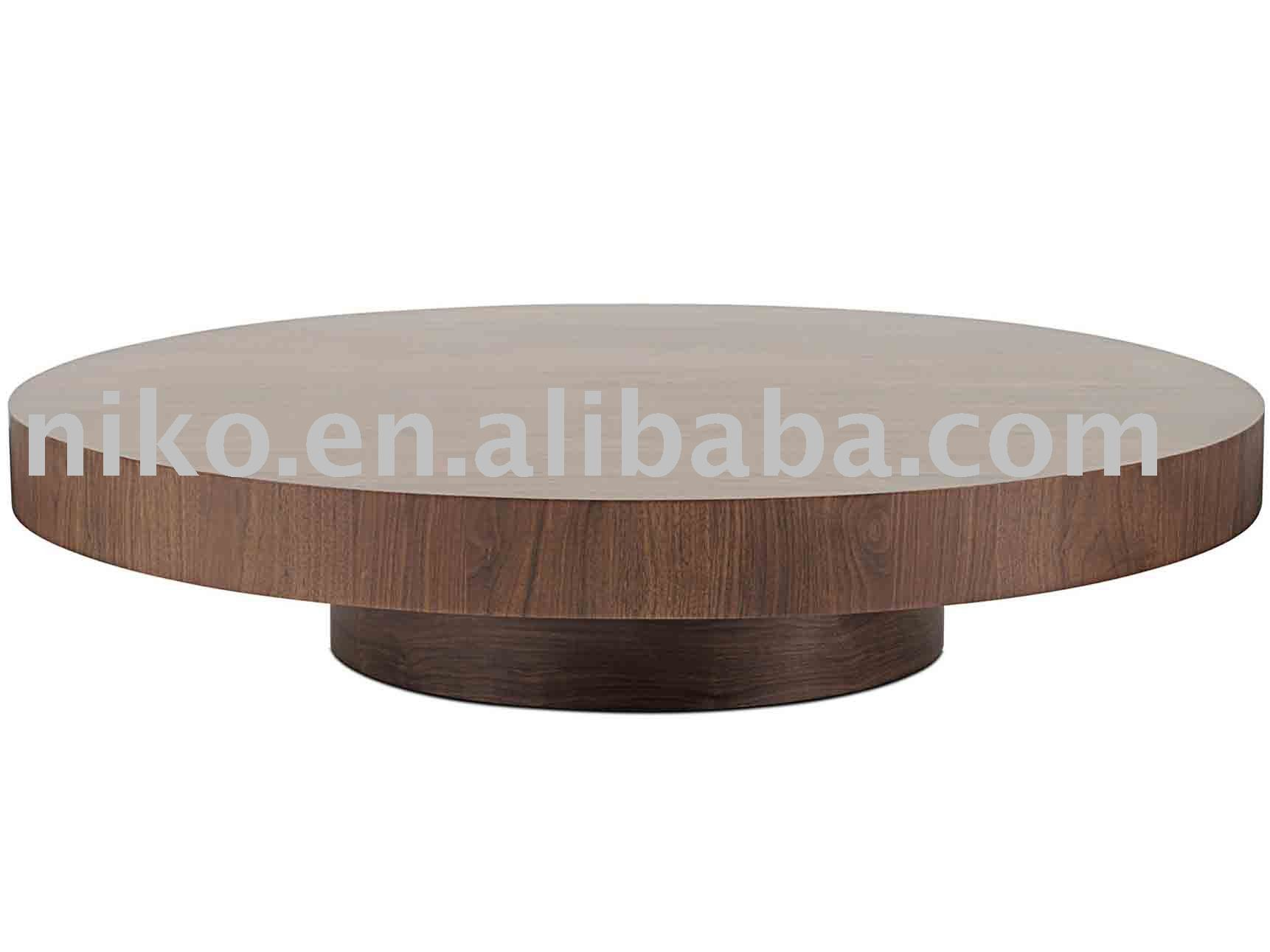Top 10 of Round Coffee Table Wood