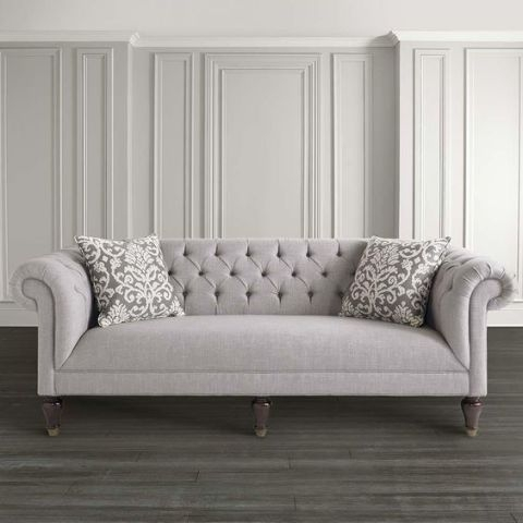 10 Best Chesterfield Sofas In 2017 Reviews Of Linen And Leather Definitely Inside Chesterfield Furniture (View 1 of 20)