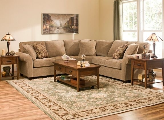 11 Best Furniture For Mom Images On Pinterest clearly with regard to Chenille Sectional Sofas (Image 1 of 20)
