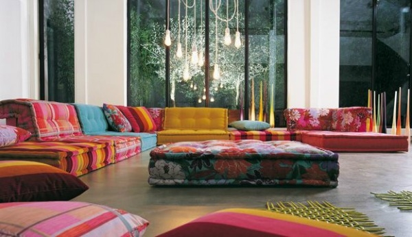 11 Floor Seating Ideas Youll Love Sofa Workshop Nicely With Floor Seating Ideas (View 4 of 20)