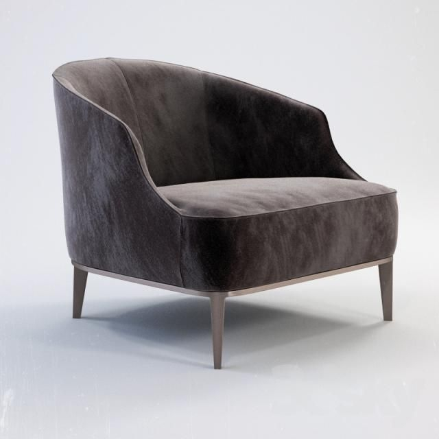 110 Best Barrel Back Chair Images On Pinterest definitely for Single Seat Sofa Chairs (Image 1 of 20)