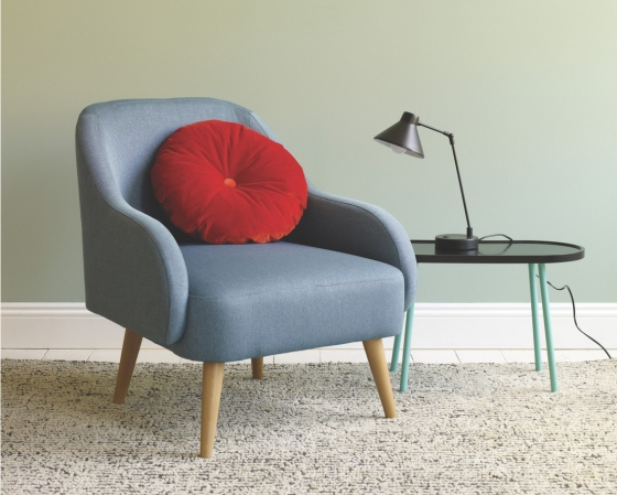 12 Beautiful Models Of Armchairs For Small Rooms Small Room Ideas good regarding Small Armchairs (Image 1 of 20)