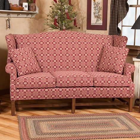 12 Best Country Upholstered Furniture Images On Pinterest Well Intended For Country Sofas And Chairs (View 1 of 20)