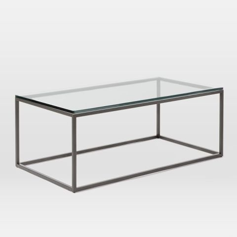 12 Best Glass Coffee Tables In 2017 Glass Top Coffee Table Reviews very well in Metal and Glass Coffee Tables (Image 1 of 20)