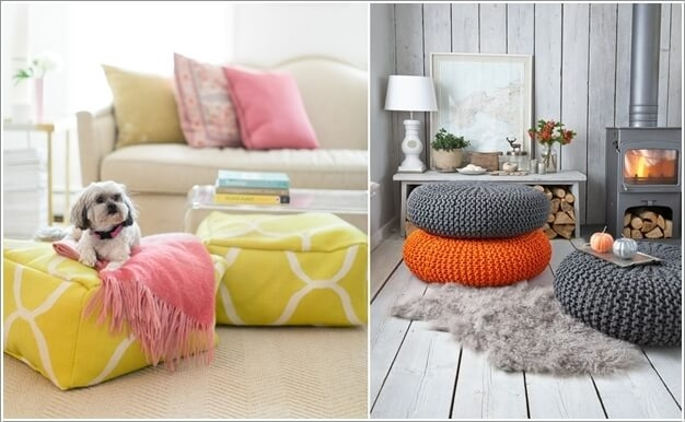 13 Cool Floor Seating Ideas You Will Surely Love Well For Floor Seating Ideas (View 8 of 20)