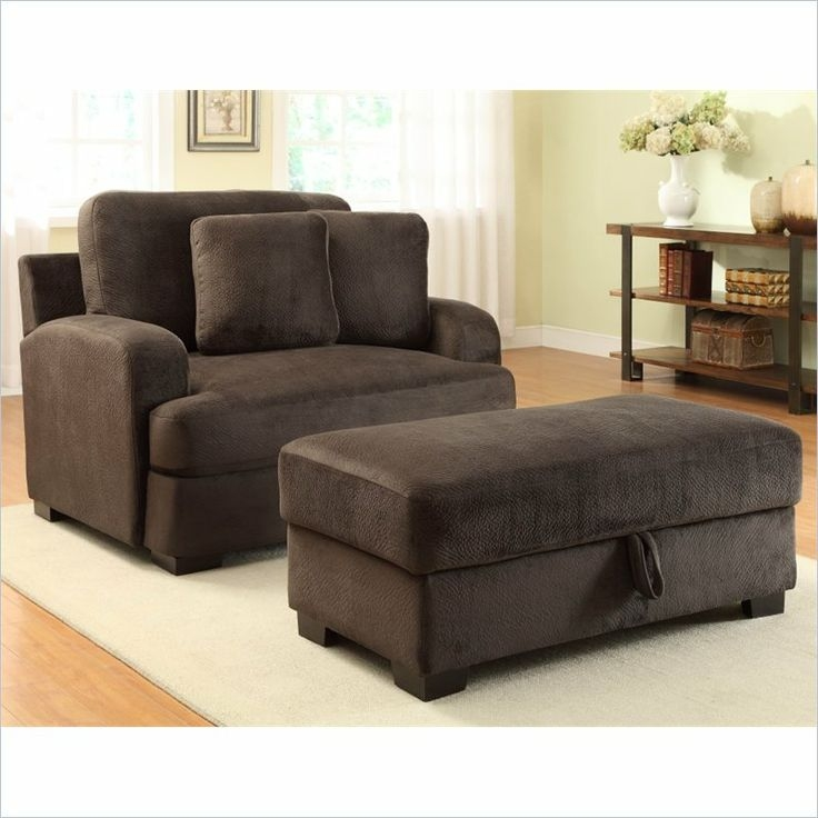 15 Best Living Room Sets Images On Pinterest well for Sofa Chair and Ottoman (Image 1 of 20)