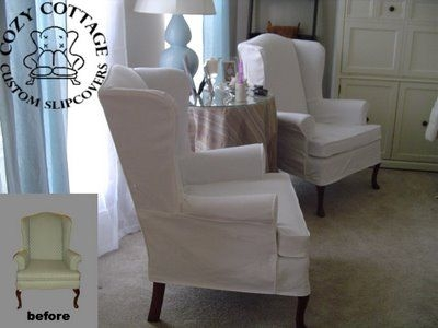 1517 Best Furniture And Loose Cover Images On Pinterest Clearly Throughout Covers For Sofas And Chairs (Photo 4 of 20)