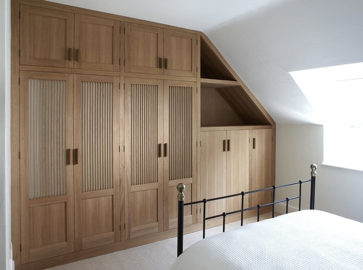16 Best Fitted Bedroom Furniture Images On Pinterest very well pertaining to Fitted Wooden Wardrobes (Image 28 of 30)