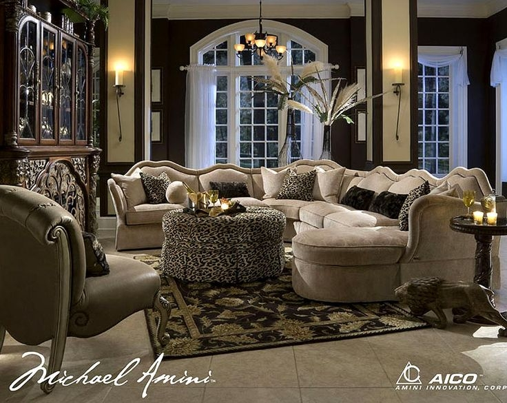 169 Best Sofas And Sectionals Images On Pinterest very well throughout Classic Sectional Sofas (Image 1 of 20)