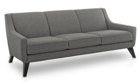 19 Affordable Mid Century Modern Sofas Retro Renovation effectively for Mod Sofas (Image 2 of 20)