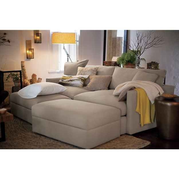 19 Couches That Ensure Youll Never Leave Your Home Again Home certainly in Pit Sofas (Image 2 of 20)
