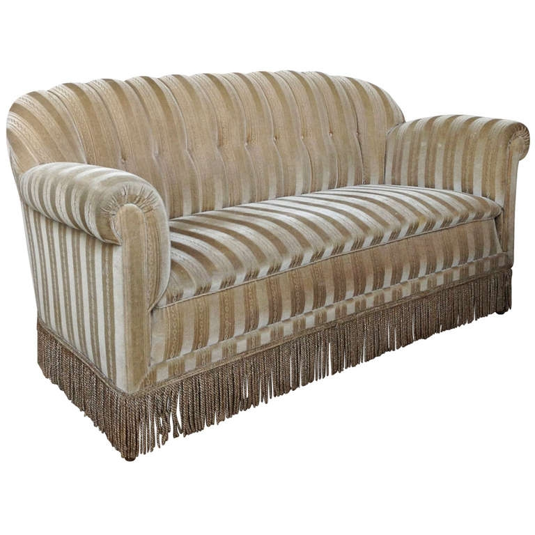 1930s Mohair Sofa 1930s Grey Couches And Art Deco Furniture Good Pertaining To 1930s Couch (View 12 of 20)